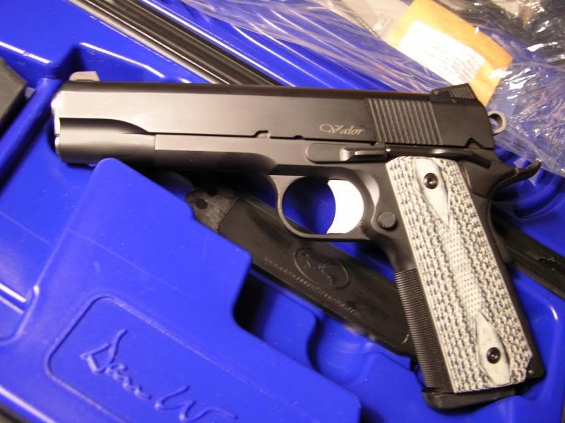 Pistola Dan Wesson tipo 1911 | Armas de Fuego