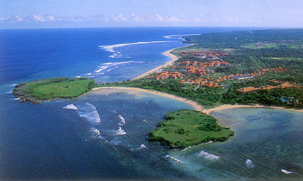 Nusa Dua Bali Beach Beauty ~ TRIP AREA