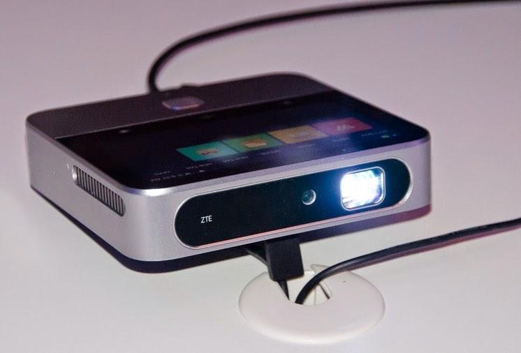 ZTE Announced Spro 2 Pico-Projector