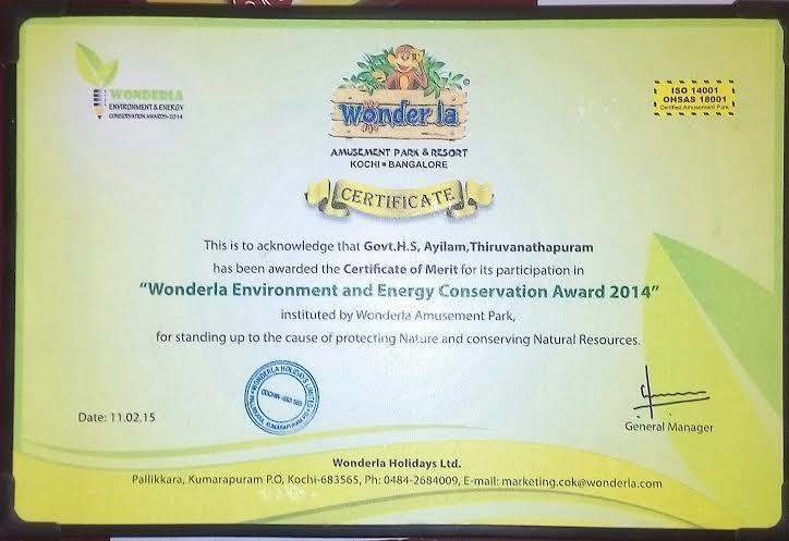 October 2015 – Merit Certificate Comments