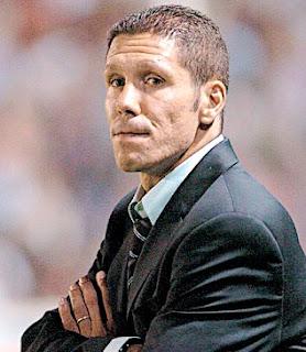 """Simeone: """"Tenemos el corazón de equipos chicos"""""""