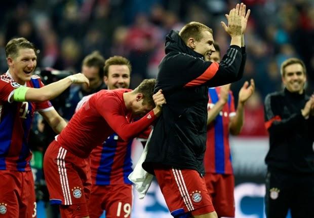 Liga Champions : Bayern Munich Hancurkan Shakhtar Donetsk 7 Gol