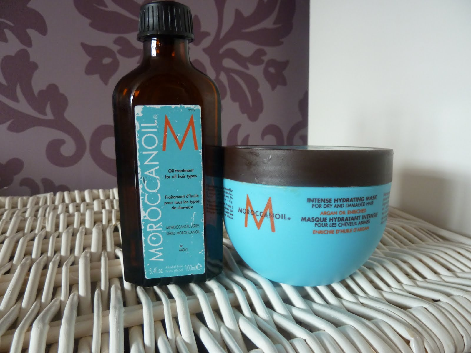 A girl and Her Makeup: .Moroccanoil.