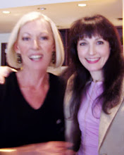 Bebe Neuwirth and me!