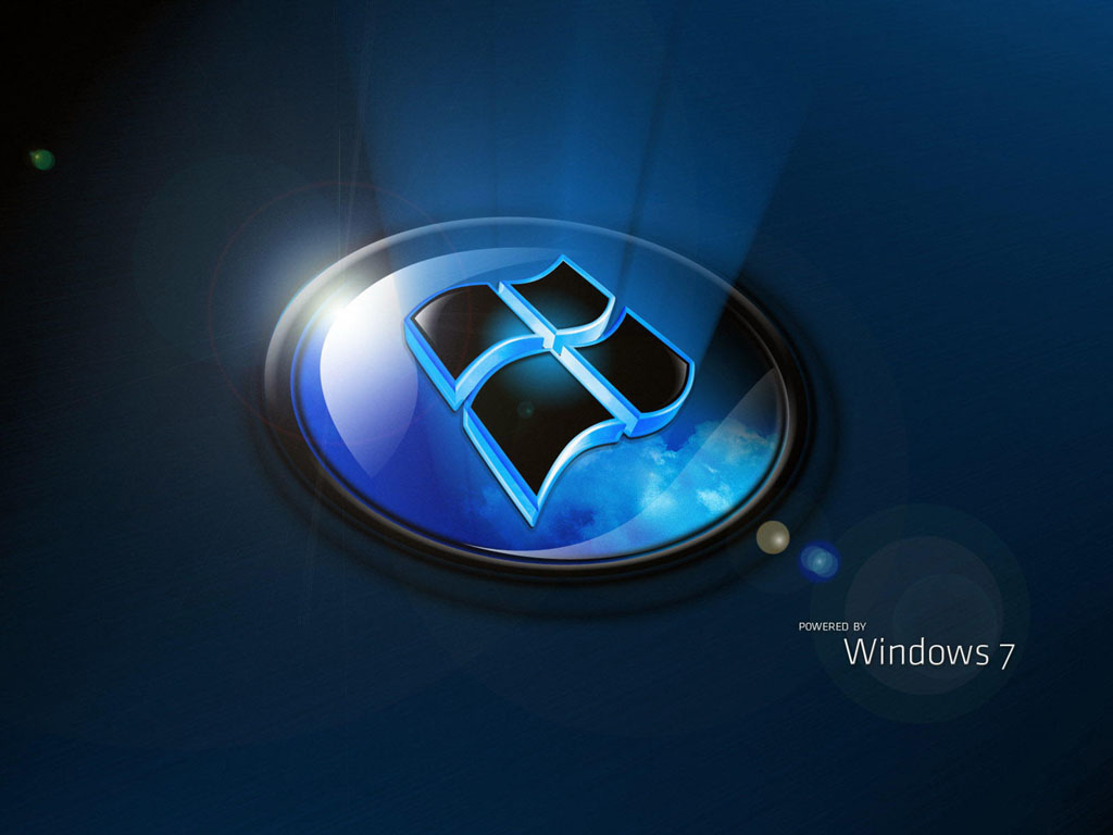 Wallpaper 3d windows 7 wallpapers for Window 3d wallpaper