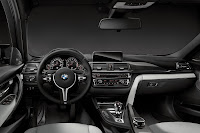BMW M3 Saloon (2014) Dashboard