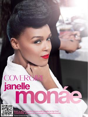 Janelle Monae Covergirl