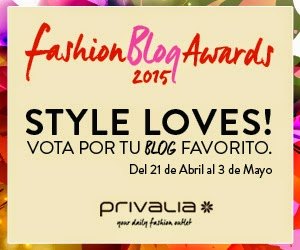 Fashion Blog Awards 2015