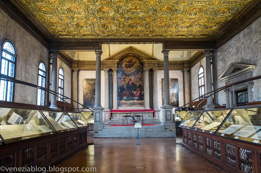 Venezia blog la scuola grande di san marco re opens for Scuola sansovino venezia