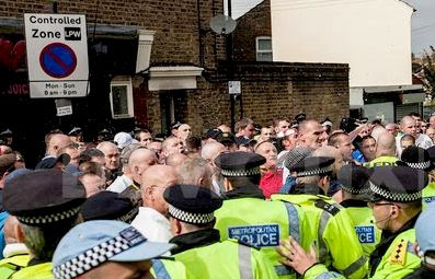 Controlled Zone: The EDL in Walthamstow