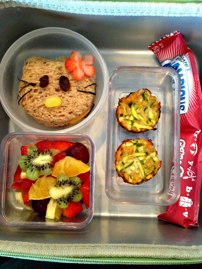 The Holland House: Back to School Hello Kitty Lunch