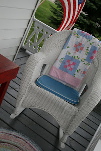 Repurposing Castoff Baby Quilts