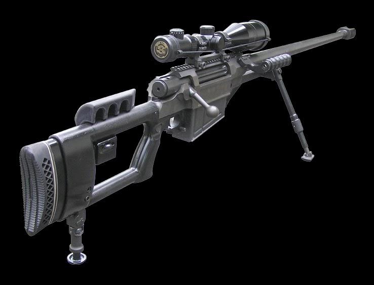Sniper SPR2 Buatan Pindad