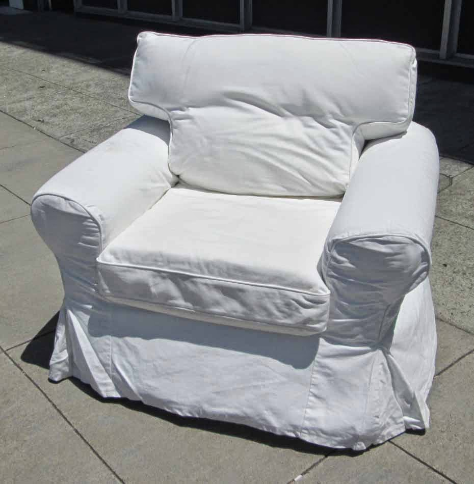 Uhuru furniture collectibles sold comfy white arm chair for White comfy chair