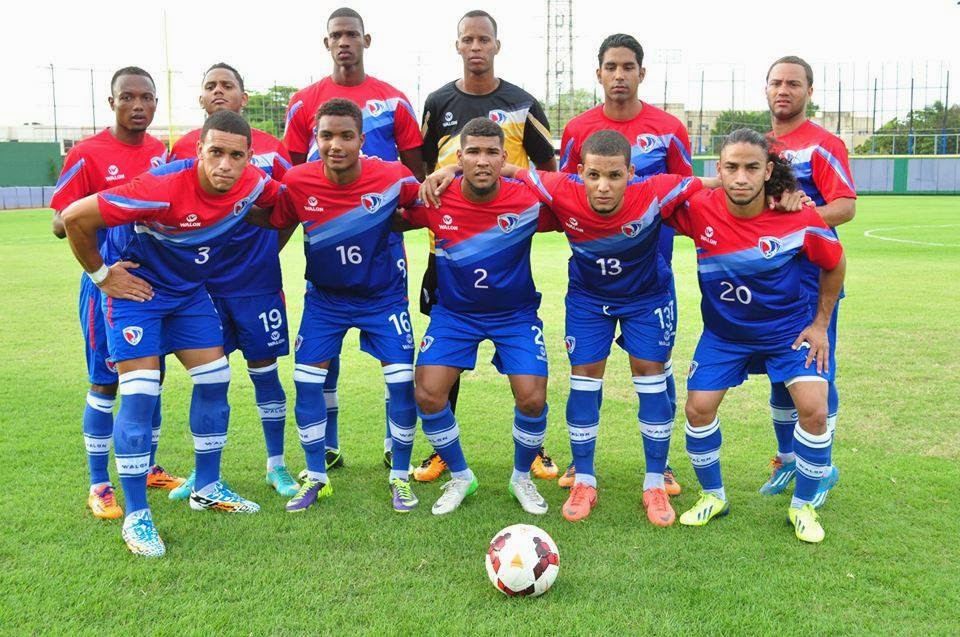 La Selección con su nuevo uniforme