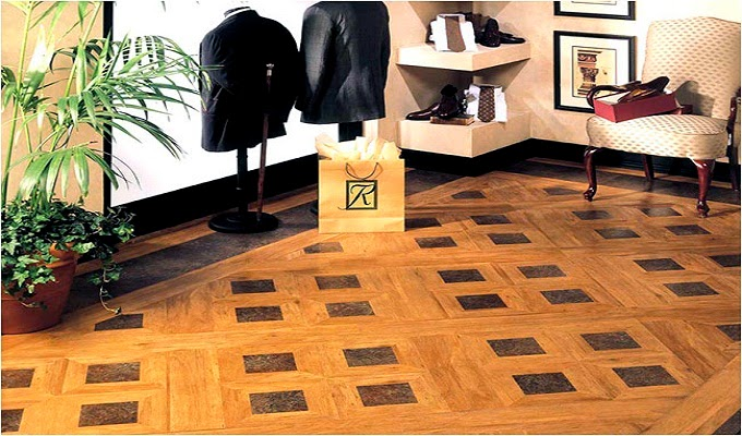 Cheap vinyl tile flooring