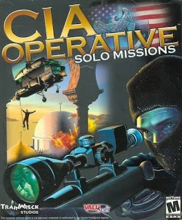 CIA Operative Solo Missions PC Game Free Download