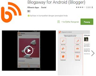 Aplikasi Untuk Membuat Postingan Blog Di Hp Android