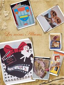Minis albums photos