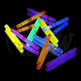 Drinks, Food grade, 1.5 inch mini glow sticks for GLOW PARTY or NEON PARTY,