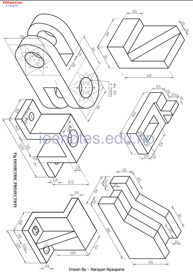 Engineering drawing tutorial pdf ioe