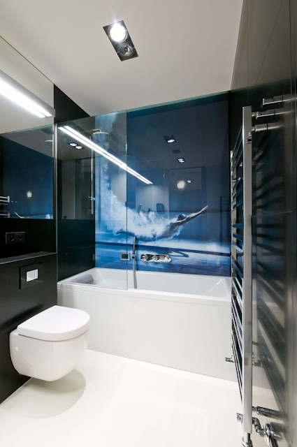 Corner Bath Tub Use Underwater Wallpapers
