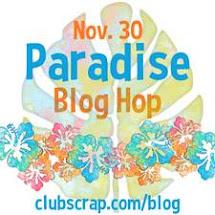 Club Scrap Blog Hop