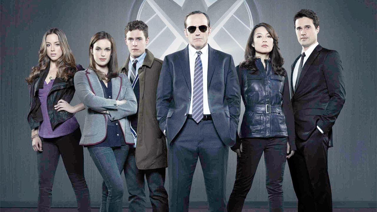 Marvels Agents of S.H.I.E.L.D. movieloversreviews.blogspot.com