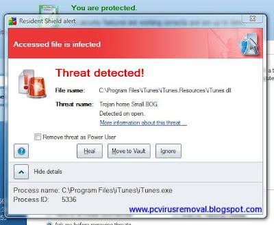 Trojan Removal tips