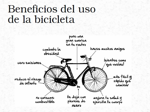 Consentido la bicicleta - Beneficios de la bici eliptica ...