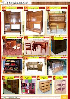Perlengkapan anak Furniture Klender ( Halaman 41 )