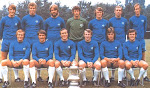 Chelsea fc 1970 F A Cup Team