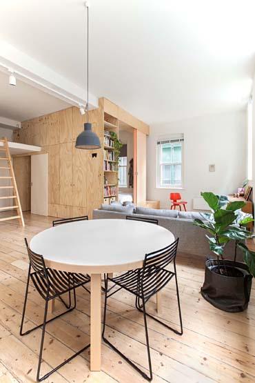 Boliginspiration ***: små rum i boligen