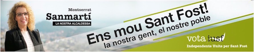 Montserrat Sanmartí: Ens mou Sant Fost!