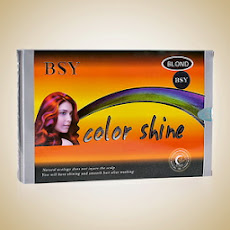 BSY Color Shine Blond - Paket Ekonomis 1 Box