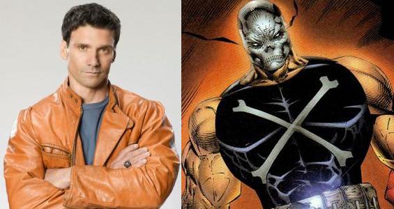 """Frank Grillo sera Crossbones en Capitán América 2: El Soldado de Invierno"""""""