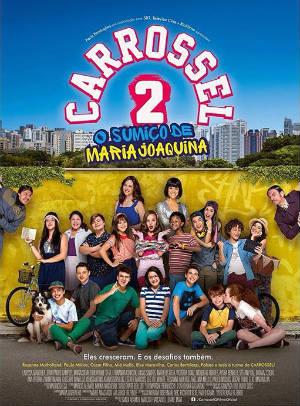 Filme Poster Carrossel 2: O Sumiço de Maria Joaquina