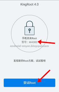 Tutorial Root Semua Android dengan KingRoot