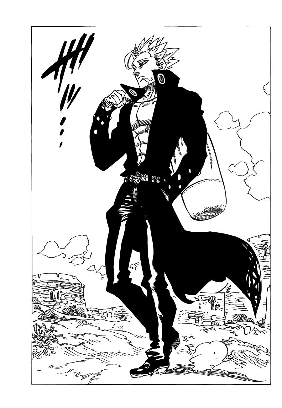 Nanatsu no Taizai - Thất Hình Đại Tội chap 103 page 14 - IZTruyenTranh.com