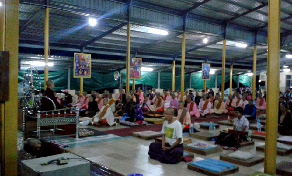 sayadaw  venerable ottamasara  vipassana  insight  meditation  natural  dharma  dhamma  donate  healthcare elderly  volunteer Myanmar  Burma  love  mercy  disable  oldfolks  infirm  peaceful   desire   yogi   meditator