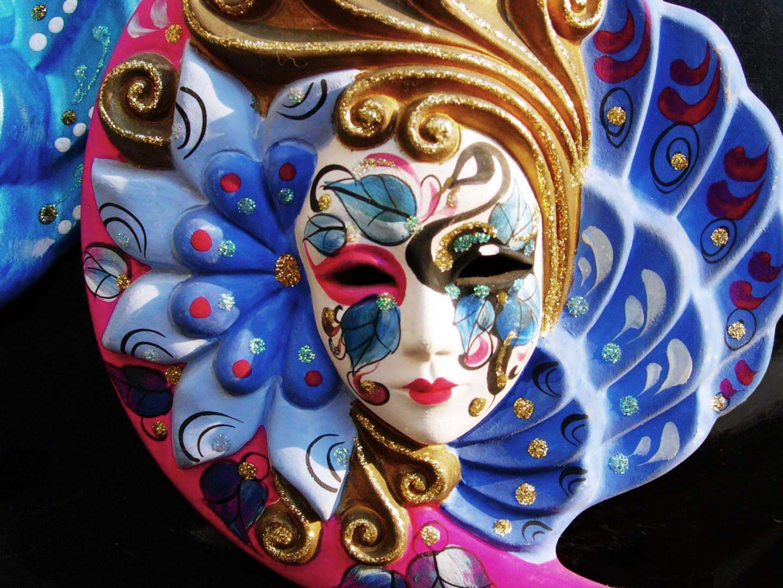 Ciudades hermosas venecia m s que g ndolas carnavales - Mascaras de carnaval de venecia ...
