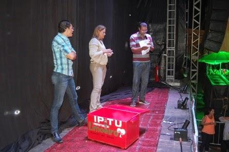 IPTU em dia dá prêmios