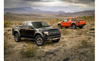 The Monstrous Ford F 150 and Raptor