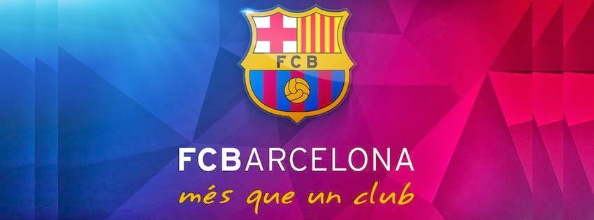 Couverture facebook barcelone