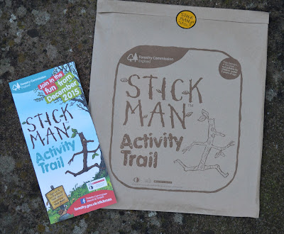 Stick Man Trail Hamsterley Forest Activity Trail Pack