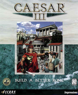 Caesar 3 pc game cover