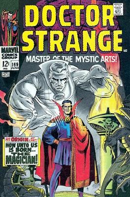 doctor strange,comic book, 169