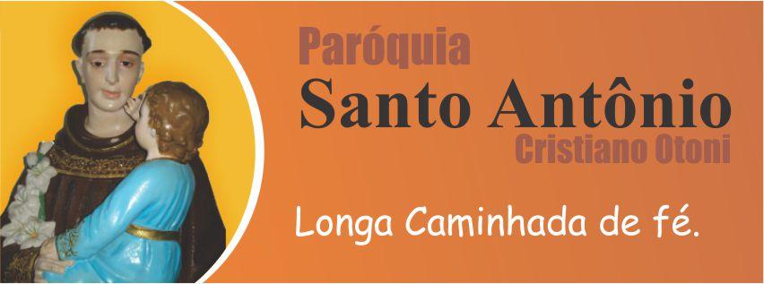 Paróquia Santo Antônio- Cristiano Otoni MG