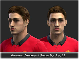 Adnan Januzaj Face By Rz_12