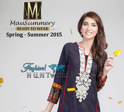 Ready To Wear Spring Summer Collection 2015 By Mausummery